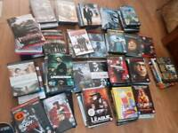 156 dvds for sale gotta sell now