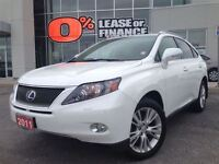 2011 Lexus RX 450H LOADED|NAV|LEATHER|ROOF