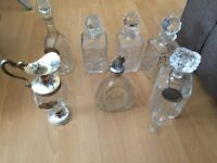 Decanters for sale