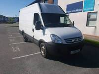 iveco daily 2.3 hdi 2008 will swap smaller van