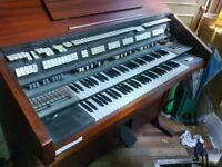 Wersi organ Wenith WS5 Hauptwerk/Grandorgue