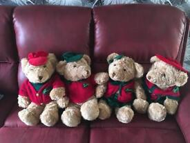 Family of Teddies looking for a new home!