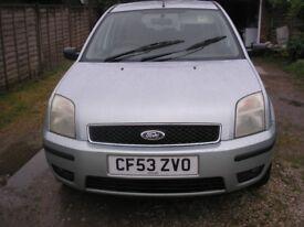 Ford Fusion (Estate like Car)