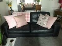 2x 3 seater settees