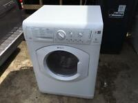 Washer Dryer Hotpoint WDL520, great condition