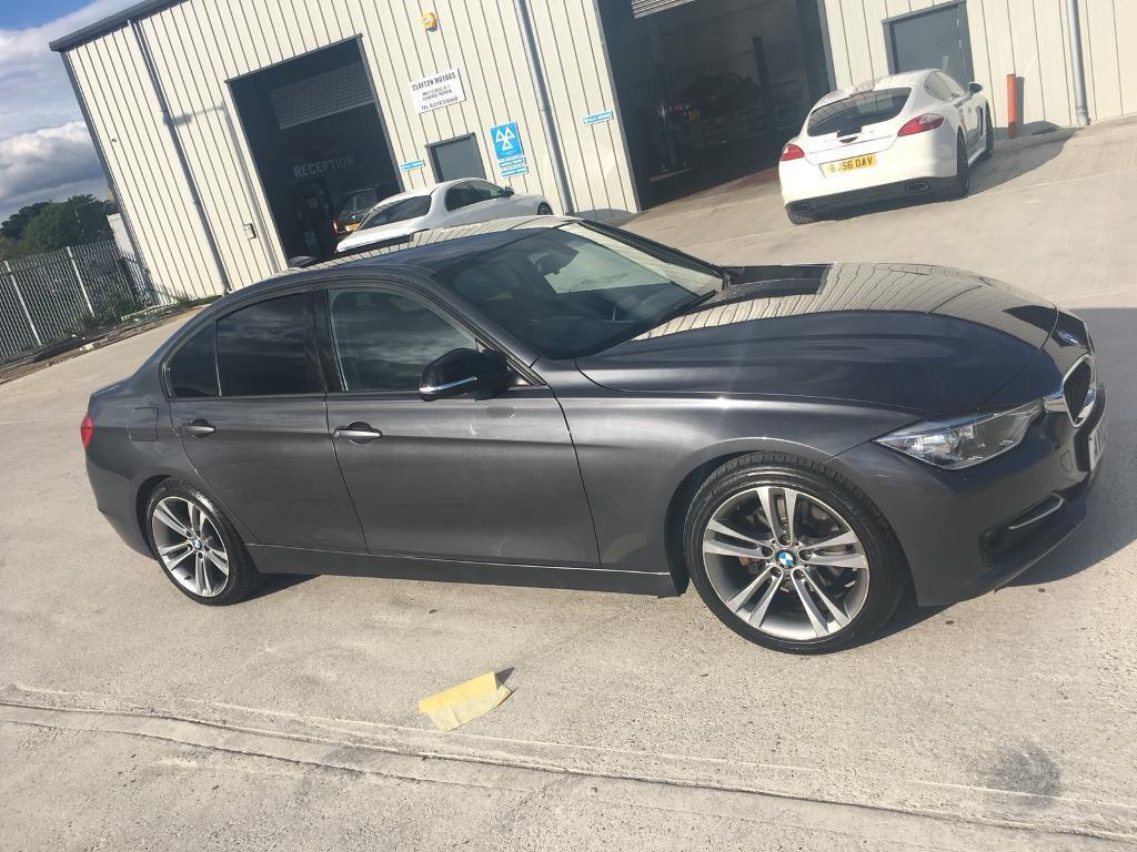 BMW 3 Series 320d sport f30 new shape