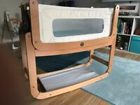 SnüzPod 3 in 1 Baby Crib (0-6 months)