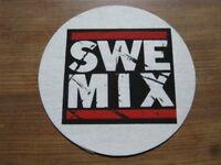 Swe Mix DJ slip mat