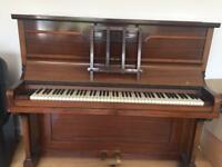 Free to a good home C & J EUNGBLET Piano