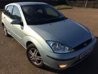 2004 Ford Focus Automatic Taxed Mot'd Runs & Drives Perfect Px Welcome