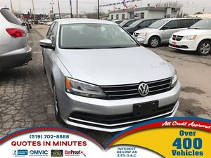2015 Volkswagen Jetta 2.0L Trendline | ONE OWNER | HEATED SEATS