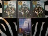 Oasis Mini Disc albums