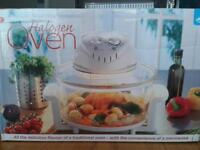 Halogen oven plus extension ring