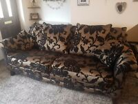 Beautiful 3 piece sofa for sale 18 months old