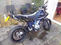 2014 Yamaha WR125X Supermoto