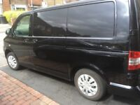 VW Transporter Trendline T28-T5 year 2014 64 plate in excellent condition
