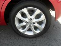 Nissan Micra ACENTA (red) 2014-03-31