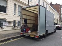 man and van house removals all uk settee wardrobe removals FULLLY INSURED with reviews