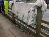 Horse Fly Rugs. Neck & Body cover for sale separately of together.
