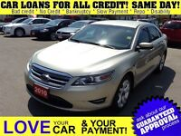 2010 Ford Taurus SEL * LEATHER * POWER SEATS