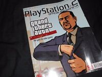 PLAYSTATION 2 MAGAZINE ISSUE 67 - 2005 - GTA LIBERTY CITY STORIES (LISTED TIL SOLD)