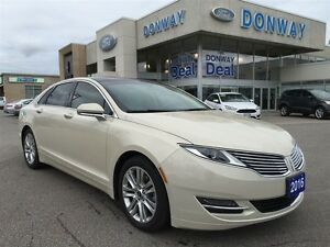 2016 Lincoln MKZ 2.0L | NAVI | MOONROOF | LUXURY AT FINEST |