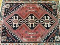 Beautiful John Lewis Persian Shiraz Rug (1.50m x 1.15m)