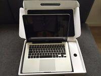 """Macbook Pro 13"""" 2.9Ghz Core i7 8GB RAM 750GB hard drive - mid 2012"""