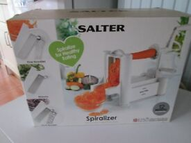 Sprializer Brand New Still Boxed - grab a bargain!