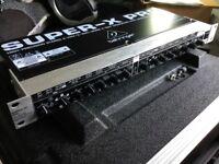 Behringer Super-X Pro CX3400 Crossover 1 Pre amp