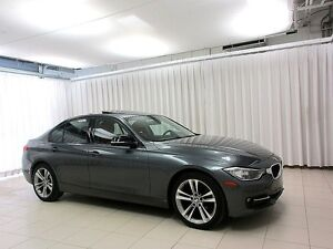 2014 BMW 3 Series 320i x-DRIVE AWD SPORTLINE TURBO w/ MOONROOF,
