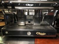 Astoria commercial coffee machine