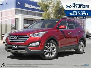 2016 Hyundai Santa Fe SE AWD* Leather Sunroof