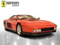 1990 Ferrari Testarossa - Like New Only 171 Miles