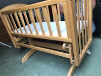 Baby Crib, good condition. £20
