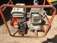 Water pump 2 inch kubota