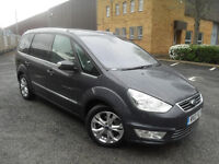 Ford Galaxy Titanium Tdci Auto Diesel 0% FINANCE AVAILABLE