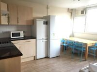 GOOD SIZE TWIN/DOUBLE ROOM IN BATTERSEA..QUITE AND NICE ...£200 pw (bills inc)