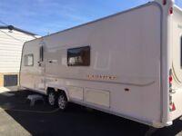 ❗️SOLD❗️Immacualte 4 Berth Touring Caravan