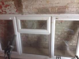 Window and bollards