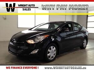 2011 Hyundai Elantra LIMITED| NAVIGATION| LEATHER| SUNROOF| 80,1
