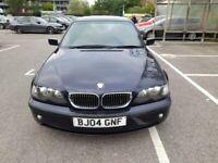 BMW, 3 SERIES, Saloon, 2004, Auto, 1796 (cc), 4 doors