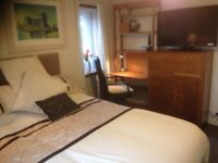 ABERDEEN West End room in lovely traditional flat on quiet street. ALL BILLS & parking inc.