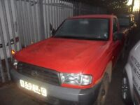 MAZDA PICK UP X REG B2500 SINGLE CAB 4X4 NO TEST BIRTLEY CAR SALES DH3 1PR