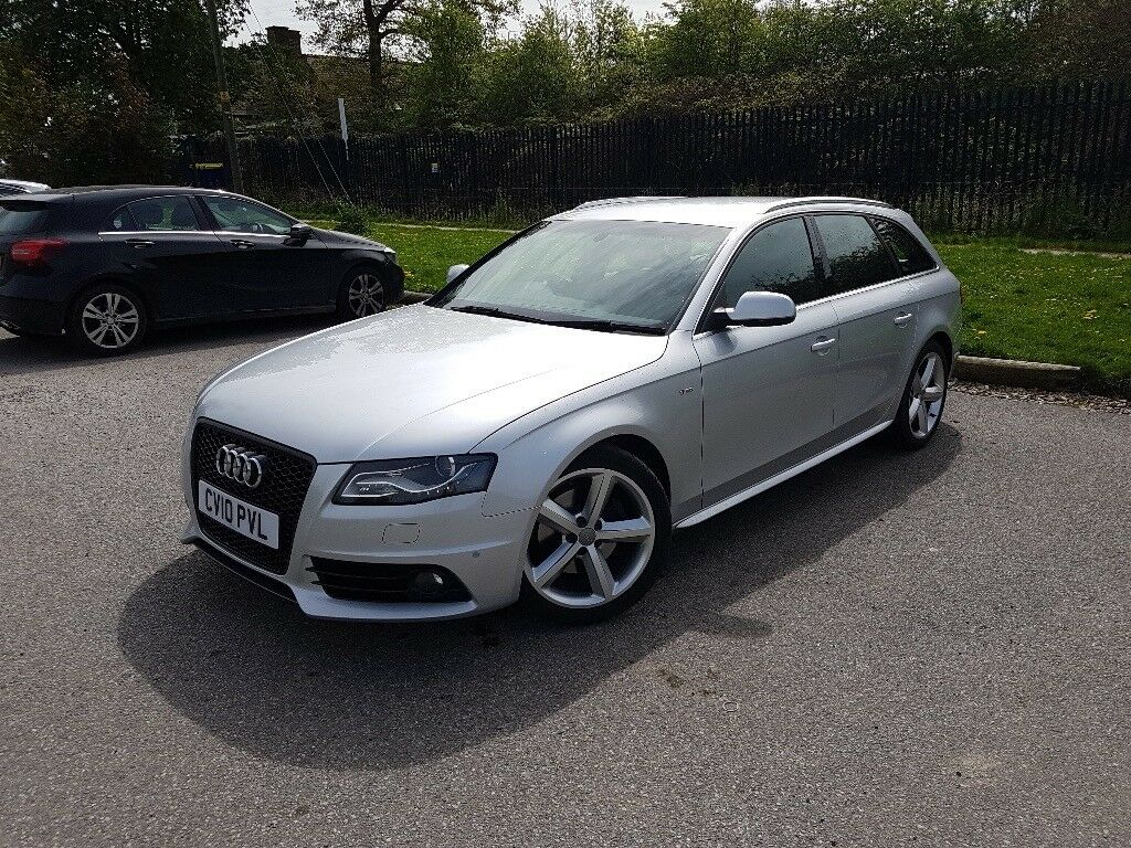 Audi A10 Avant S Line Special Edition 10. 10inch Wheels | in Dartford,  Kent | Gumtree | car giant audi a4