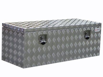 Caravan, Trailer or Ute Toolbox (Aluminium)