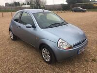 FORD KA 1.3 PETROL 2007 LOW MILEAGE ONE PREVIOUS OWNER