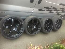 """Bmw HAMANN wheels 19"""" genuine staggered"""