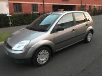 FORD FIESTA ZETEC 1.3 MANUAL PATROL 5 DOORS