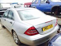 Mercedes c 220 c270 e 220 e270cdi parts available mirror radiator bumper bonnet wing door